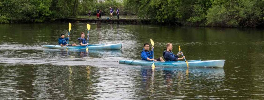 2018 Huron River Day, Gallup Park, Ann Arbor, by Karissa Brumley