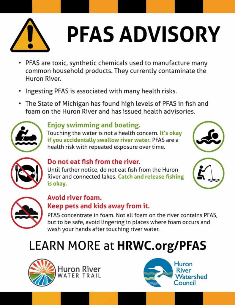 General PFAS Advisory Poster for HRWT Partners
