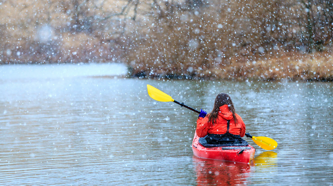 Cold Weather Paddling